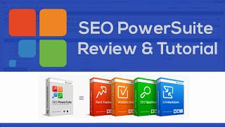 SEO Powersuite Review & Tutorial | SEO Powersuite Discount | Best SEO Tools 2017