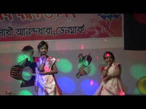 Jhun Jhun Moyna - Bangla Folk Dance : Indrani Sen