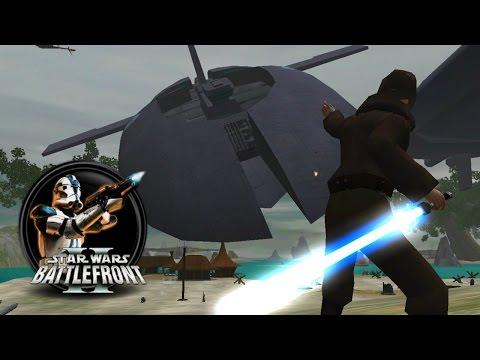 Star Wars Battlefront II Mods (PC) HD: Battles of the Storm - Kashyyyk: Cataclysm