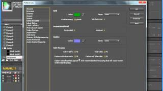 Налаштування програми Adobe After Effects CS5 (7/49)