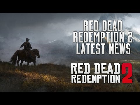 Red Dead Redemption 2 - Latest News! Concept Art Of RDR2? RDR PC MOD SHUT DOWN & Much More!