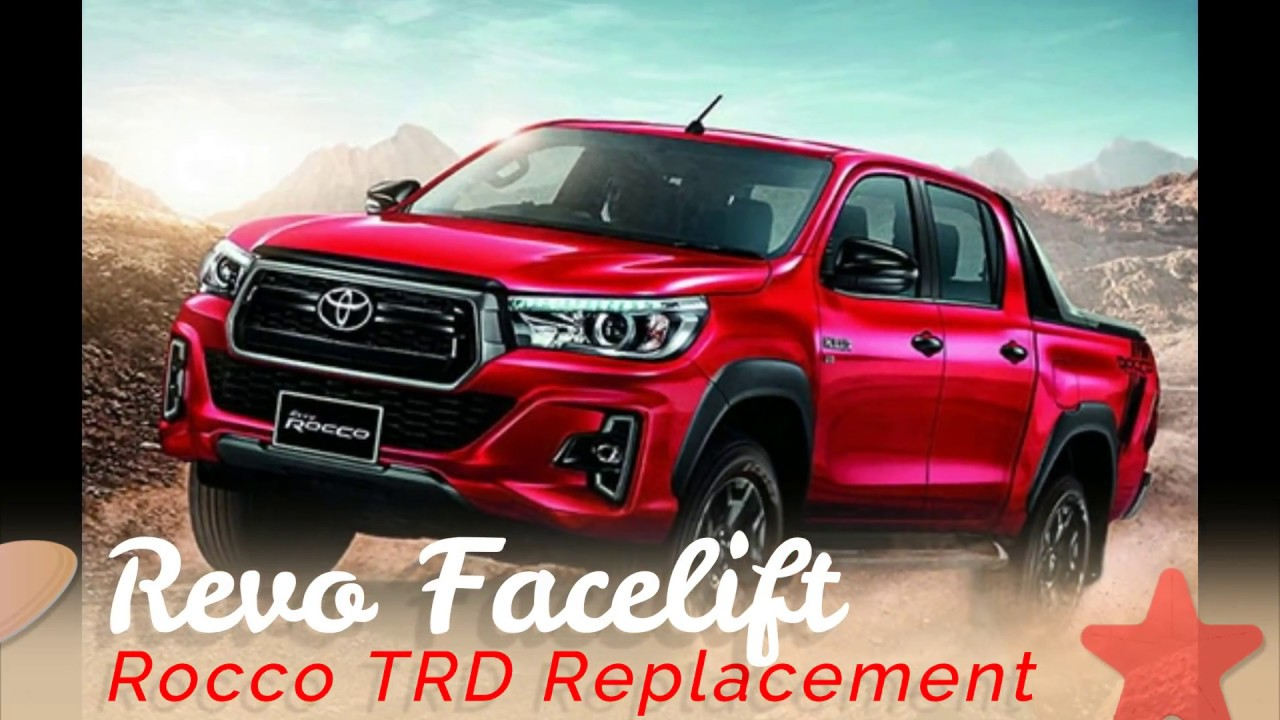 2018 Toyota Bakkie New Car Release Date And Review 2018