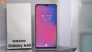 Samsung Galaxy A40 First Look, Release Date, Price, Official, Specs, Features, Leaks, Trailer,Launch