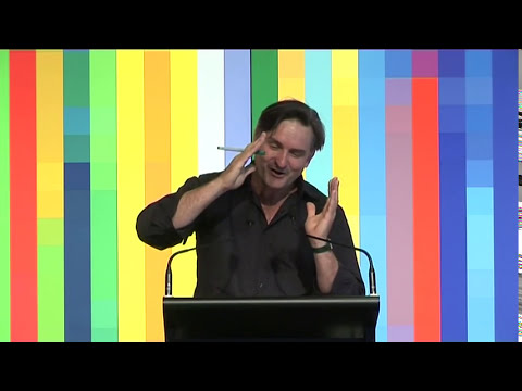 art.afterhours - Richard Glover, ABC radio presenter