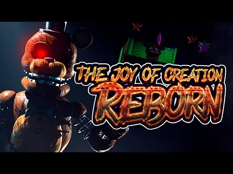 The Joy Of Creation Reborn: EL MEJOR FAN-MADE DE FIVE NIGHTS AT FREDDY'S | iTownGamePlay