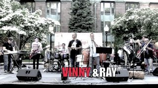 VINNY AND RAY AFRO-CUBAN LATIN JAZZ, Bomba Carambomba