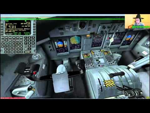 #FSX | EHAM (Schipol) to EGLC  (London City)  | Dash-8 Q400 | Vatsim