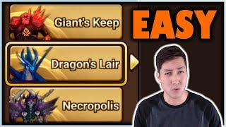 How To Farm EVERY Dungeon With Only 5 Sets of Runes in Summoners War