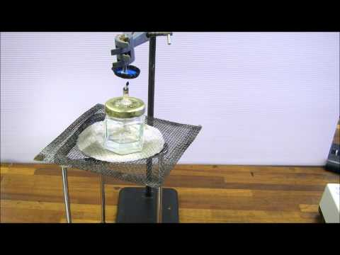 Finding The Formula Of Hydrated Copper Sulfate - Using An Unbreakable Crucible