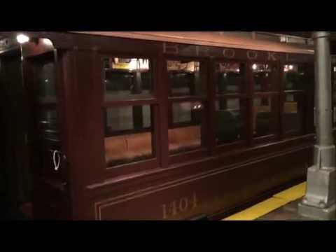 MY VISIT TO THE NEW YORK CITY TRANSIT MUSEUM IN BROOKLYN HEI