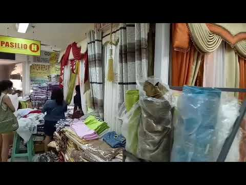 GINAS CURTAINS Manila (Vlog-02) The Store 999 Mall Divisoria, Manila