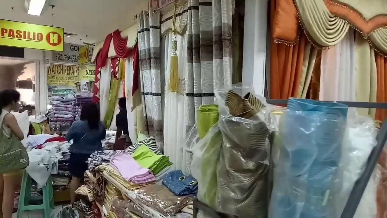Ginas Curtains V 002 The Store 999 Mall Divisoria