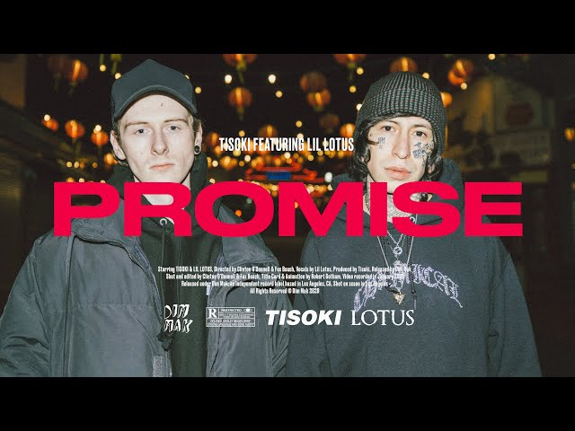 Tisoki - Promise (feat. LiL Lotus) [Official Music Video]