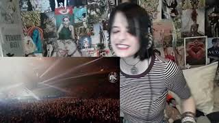ONE OK ROCK FAN REACTS TO CLOCK STRIKES LIVE 35XXXV