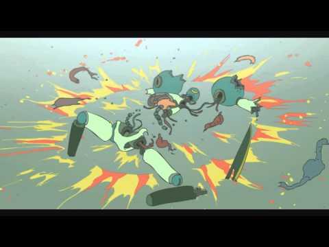 Dubstep Fight animation