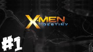 X-Men Destiny Walkthrough Part 1 - Emma Where Are Your Clothes? - Let