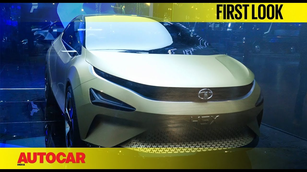 tata 45x auto expo 2018 first look autocar india youtube. Black Bedroom Furniture Sets. Home Design Ideas