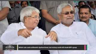 Nitish-Lalu Caste Arithmetic Dysfunctional, but Victory Could Still Elude BJP's Grasp