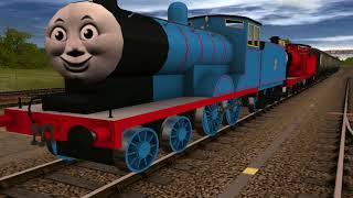 Trainz Thomas Remake - James Learns a Lesson (RS)