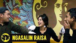 PRAMBORS NGASALIN RAISA - 'Jodoh Ga Sih?'