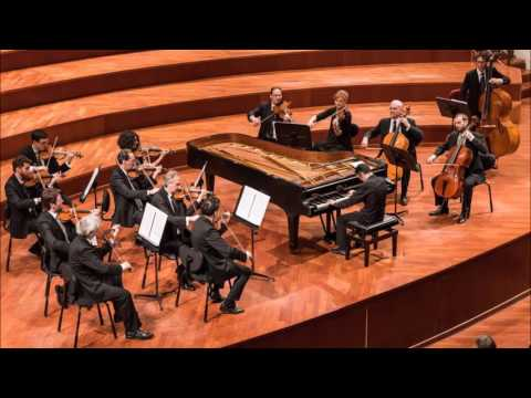 ANDREA BACCHETTI PLAYS BACH WITH OSNR  TURIN CHAMBER ORCHESTRA