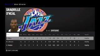 NBA 2K19 Shaq diamond dominates Wilt ruby