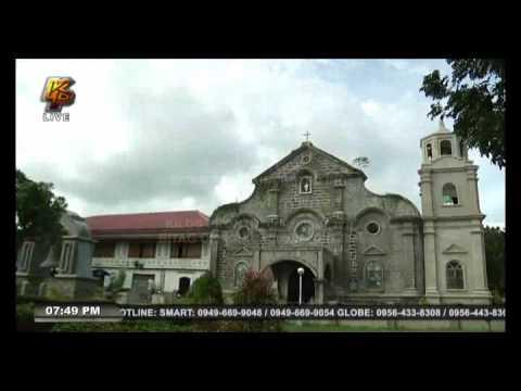 Bisitahin: San Juan Nepomuceno Church sa Batangas