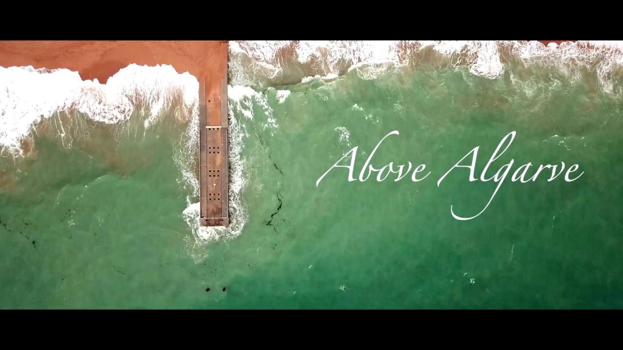 Above Algarve   Portugal    Aerial Video by Sandip De Photography