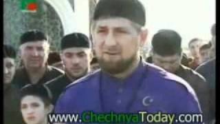 Cup of Rasool Allah (S.A.W.W) which arrives back in Chechnya Part 2