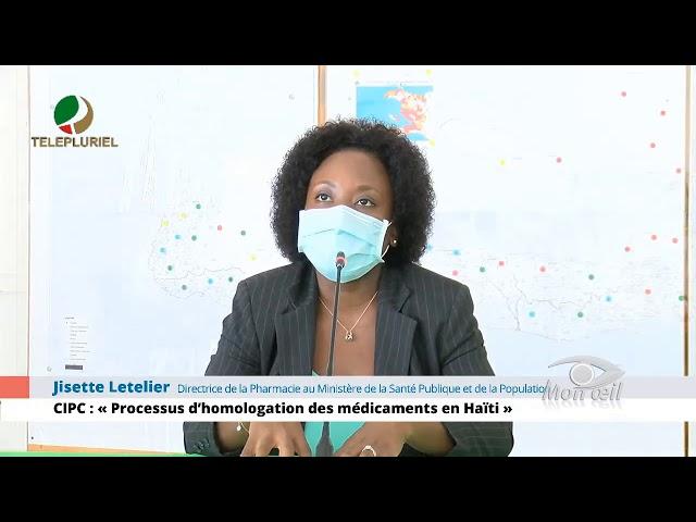 PROCESSUS D'HOMOLOGATION DES MEDICAMENTS EN HAÏTI