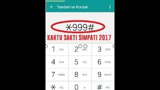 Mengaktifkan Kembali Kartu SAKTI Telkomsel 2017