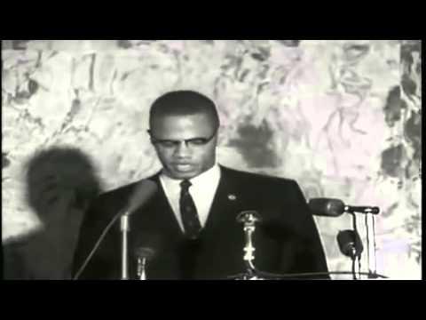Malcolm X debates Bayard Rustin Jan  23, 1962