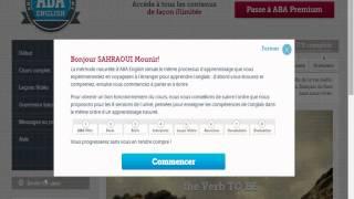 ABA English شرح موقع لتعلم اللغة الإنجليزية