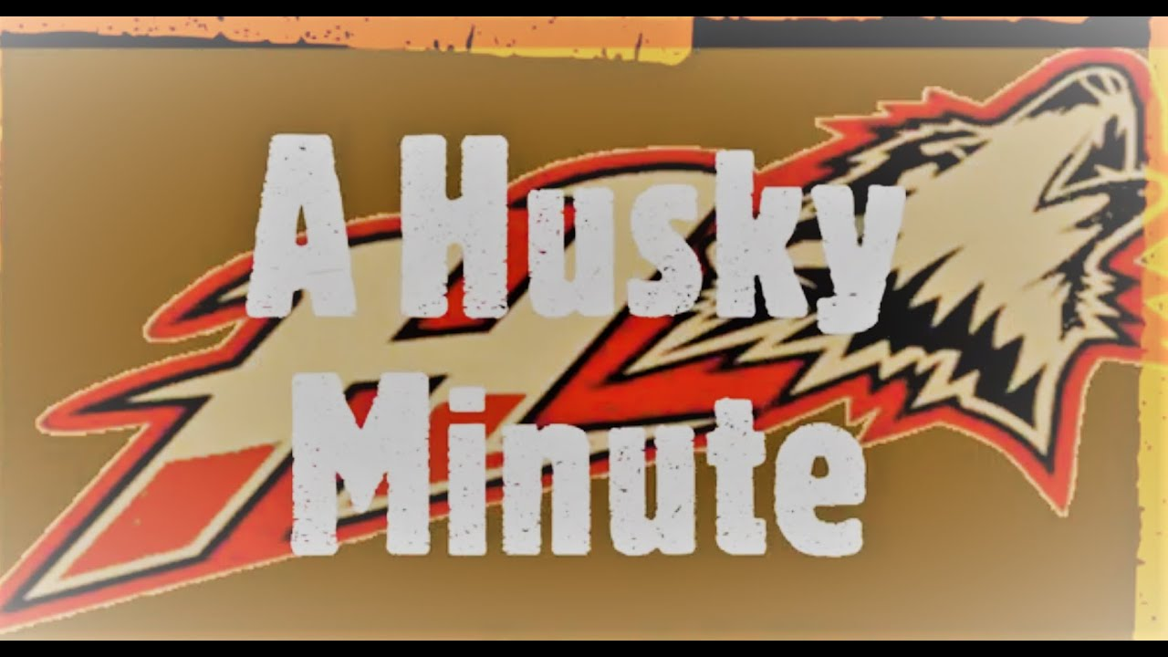 Husky Minute - January 15 2021