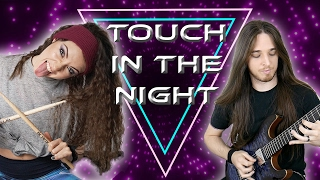 Battle Beast - Touch in the Night🌛 ( Cover by Minniva feat. Garrett Peters / Quentin Cornet )
