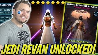 Jedi Revan Unlocked! | Legend of the Old Republic - Ancient Journey Event | Galaxy of Heroes