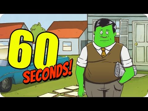 ¡TED LO TIENE TODO CONTROLADO! | 60 Seconds!