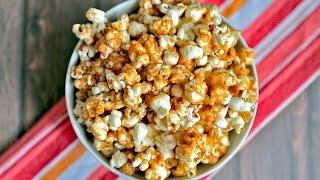 3 Delicious Popcorn Recipes