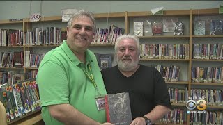 New Jersey Man Returns School Library Book 53 Years Later
