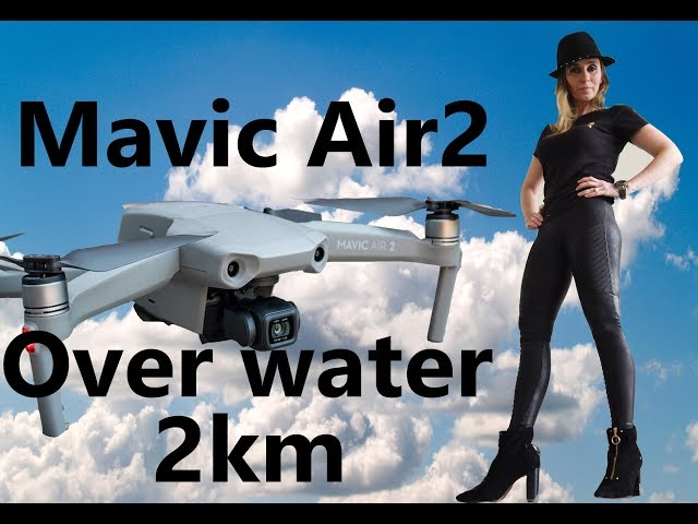 DJI Mavic Air 2 in sea 2km away!!!