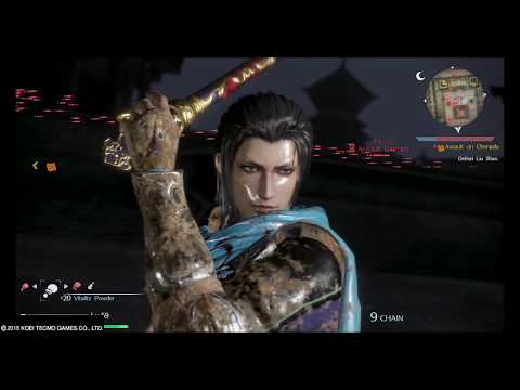 Dynasty Warriors 9 Jin Final Story ( Jia Chong ) | Chapter 13 - A Close to the Chaos Part 3