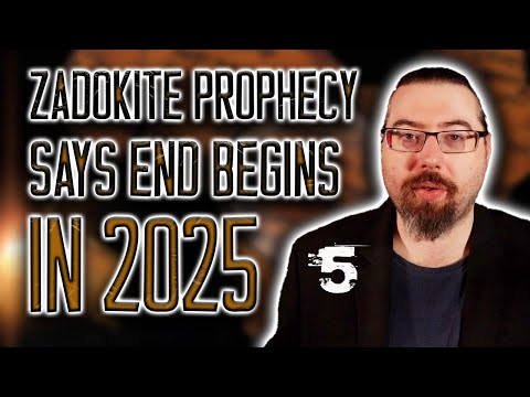 Essene Apocalypse 2025-2075 EXPOSED! | Part 5: Dead Sea Scroll Apocalypse Series | JPDWeekly 19