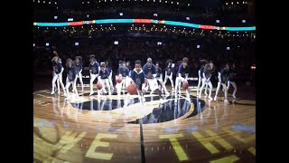 Amazing  NELSON MANDELA Tribute - NBA Toronto Raptors - Basketball Dance - JHHA