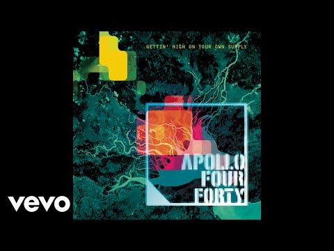 Apollo 440 - For Forty Days (Instrumental Version) [Official Audio]
