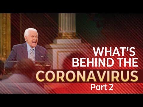 What's Behind The Coronavirus, Part 2 | Jesse Duplantis
