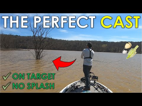 Get 10X Better At Casting With These Simple Drills   Bass Fishing Casting Instruction And Tips