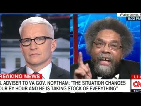 "Cornel West ""Liberal Self Righteousness! In The Name Of Black People Being Offended!"""