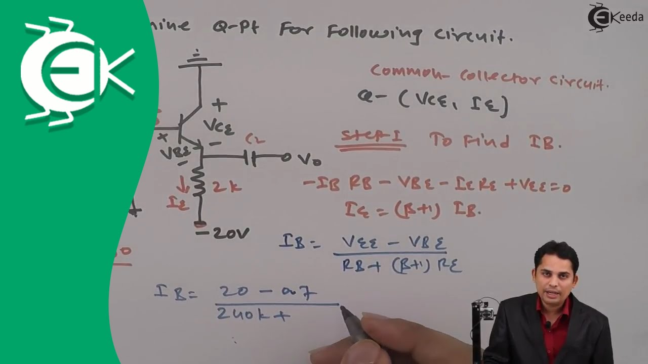 Emitter Follower Circuit Common Collector Configuration Problem 1 Gate Using Bipolar Junction Transistors A Basic Transistor