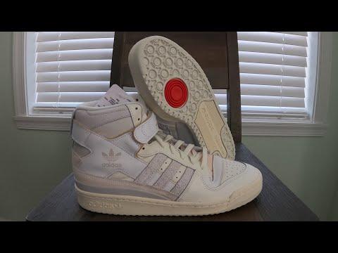 Adidas Forum 84 Hi - Orbit Grey - FULL REVIEW