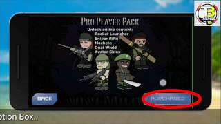 Mini Militia 2 Hacked/mod Apk 100% Working With Gameplay || TECHNICAL BD